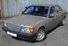 Mercedes-Benz W201 190E Rat Look Oldtimer