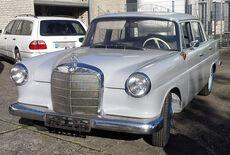 Mercedes-Benz W110 Heckflosse Oldtimer