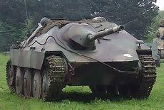 Jagdpanzer 38 Hetzer Oldtimer