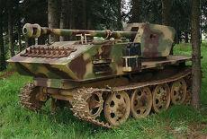 Steyr Panzerjäger RSO mit 7,5cm Pak Oldtimer
