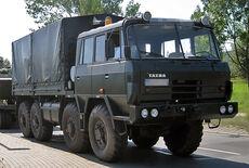 Tatra T815 Pritsche 8x8 Oldtimer