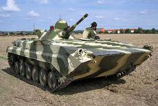 Schützenpanzer BMP-1 Oldtimer