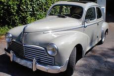 Peugeot 203 A Oldtimer