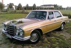 Mercedes-Benz W108 280 SE Oldtimer