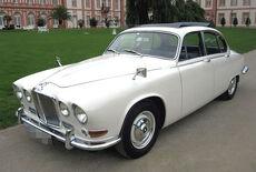 Jaguar 420 Oldtimer