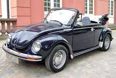 VW Käfer Cabriolet Oldtimer