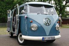 VW T1 Bulli Oldtimer