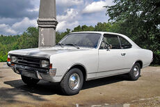 Opel Rekord C Coupe Oldtimer