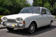Ford Taunus 17M P3 Oldtimer