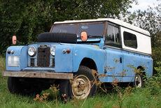 Land Rover  109 IIa Oldtimer