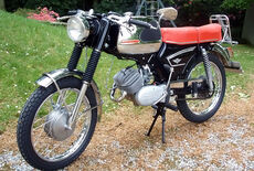 Zündapp KS 50 SuperSport Oldtimer