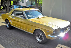 Ford Mustang 302cui Oldtimer