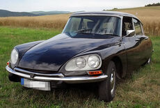 Citroen DS 21 ie Oldtimer