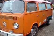 VW T2B Bus Bulli Oldtimer