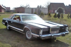 Lincoln Continental Mark V Oldtimer