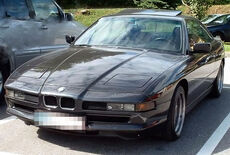 BMW 850i Oldtimer