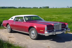 Lincoln Continental Mark IV Oldtimer