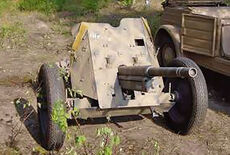 Panzerabwehrkanone Pak 36 Oldtimer