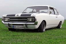 Opel Rekord C Oldtimer