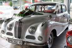 BMW 502 V8 Oldtimer