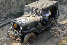 Willys MB Jeep M606 Oldtimer
