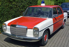 Mercedes-Benz 230.4 Strich 8 Oldtimer
