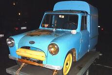 Mochet CM125 Camionette Oldtimer
