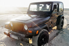 Jeep Wrangler 4.0 Oldtimer