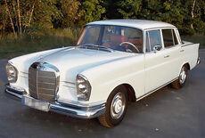 Mercedes-Benz W111 220 Sb Oldtimer