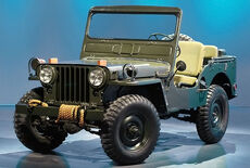 Willys Jeep M-38 Oldtimer