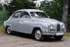 Saab 96 Oldtimer