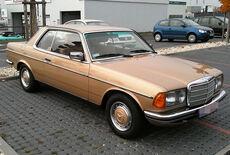 Mercedes-Benz 230CE C123 Oldtimer