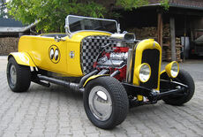 Citroen Hot Rod Oldtimer