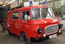 Barkas B1000 Kleinlöschfahrzeug Oldtimer