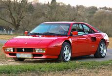 Ferrari Mondial T Oldtimer