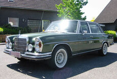 Mercedes-Benz 300 SEL 6.3 Liter Oldtimer