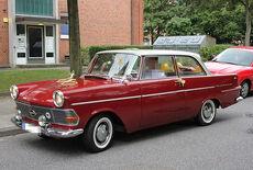 Opel Rekord P2 Oldtimer