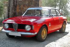 Alfa Romeo GT 1300 Junior Oldtimer