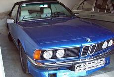 BMW Alpina E24 Oldtimer
