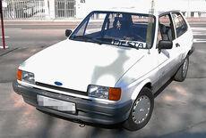 Ford Fiesta Oldtimer