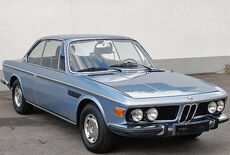 BMW 3.0 CS Oldtimer
