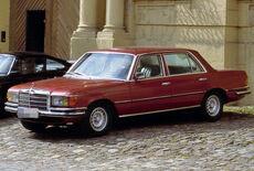 Mercedes-Benz 450 SEL Oldtimer