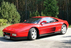 Ferrari 348 tb Oldtimer