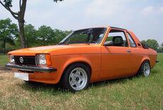 Opel Kadett C Aero Oldtimer