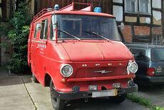 Opel Blitz Feuerwehr Oldtimer