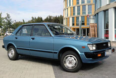 Toyota Tercel Oldtimer