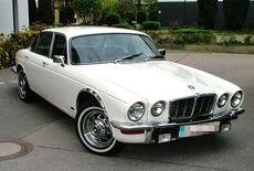 Jaguar XJ 6 Oldtimer