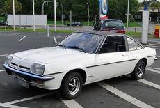 Opel Manta B Berlinetta Oldtimer