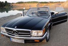 Mercedes-Benz 280 SL R107 Oldtimer