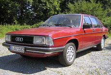 Audi 100 Typ 43 Oldtimer